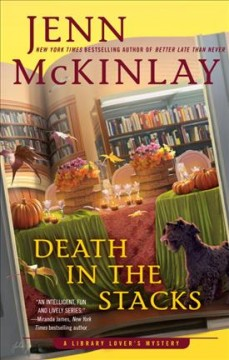 Death in the stacks /  Jenn McKinlay. - Jenn McKinlay.