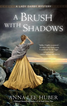 A brush with shadows /  Anna Lee Huber.