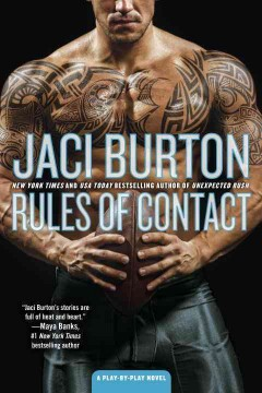 Rules of contact /  Jaci Burton. - Jaci Burton.