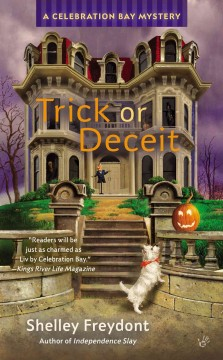 Trick or deceit /  Shelley Freydont. - Shelley Freydont.
