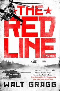 The red line /  Walt Gragg. - Walt Gragg.