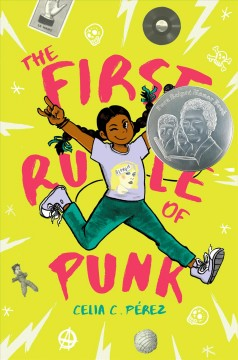 The first rule of punk /  by Celia C. Pérez.