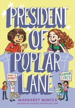 President of Poplar Lane /  by Margaret Mincks. - by Margaret Mincks.