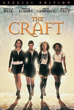 The craft /  Columbia Pictures presents ; a Douglas Wick production ; a film by Andrew Fleming. - Columbia Pictures presents ; a Douglas Wick production ; a film by Andrew Fleming.