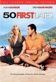 50 first dates /  Columbia Pictures presents ; a Happy Madison/Anonymous Content and Flower Films production ; directed by Peter Segal ; written by George Wing ; produced by Jack Giarraputo, Steve Golin, Nancy Juvonen.