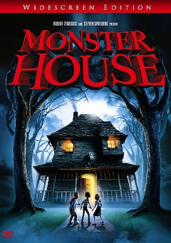 Monster house /  Columbia Pictures presents in association with Relativity Media ; an Imagemovers/Amblin production ; produced by Jack Rapke, Steve Starkey ; story by Dan Harmon & Rob Schrab ; screenplay by Dan Harmon & Rob Schrab and Pamela Pettler ; directed by Gil Kenan. - Columbia Pictures presents in association with Relativity Media ; an Imagemovers/Amblin production ; produced by Jack Rapke, Steve Starkey ; story by Dan Harmon & Rob Schrab ; screenplay by Dan Harmon & Rob Schrab and Pamela Pettler ; directed by Gil Kenan.