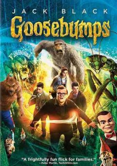 Goosebumps /  Columbia Pictures and Sony Pictures Animation present ; in association with LStar Capital and Village Roadshow Pictures ; an Original Film/Scholastic Entertainment Inc. production ; produced by Deborah Forte, Neal H. Moritz ; story by Scott Alexander & Larry Karaszewski ; screenplay by Darren Lemke ; directed by Rob Letterman.