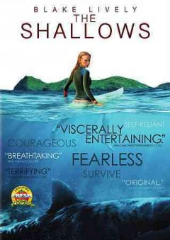 The shallows /  written by Anthony Jaswinski ; produced by Lynn Harris, Matti Leshem ; directed by Jaume Collet-Serra.