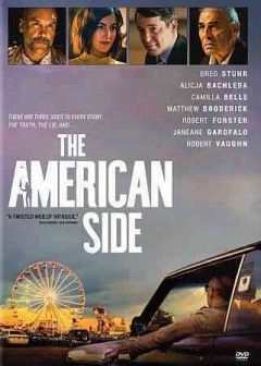 The American side /  a Centre Street/One Horse Shy production ; produced by Jonathan Shoemaker ; screenplay by Greg Stuhr and Jenna Ricker ; directed by Jenna Ricker. - a Centre Street/One Horse Shy production ; produced by Jonathan Shoemaker ; screenplay by Greg Stuhr and Jenna Ricker ; directed by Jenna Ricker.