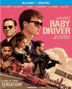 Baby driver /  Tristar Pictures and MRC present ; a Working Title/Big Talk Pictures production ;  produced by Nira Park, Tim Bevan, Eric Fellner ; written and directed by Edgar Wright. - Tristar Pictures and MRC present ; a Working Title/Big Talk Pictures production ;  produced by Nira Park, Tim Bevan, Eric Fellner ; written and directed by Edgar Wright.