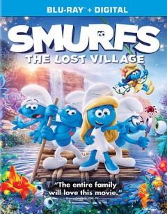 Smurfs : the lost village / directed by Kelly Asbury. - directed by Kelly Asbury.