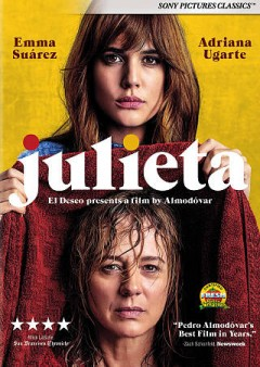 Julieta /  written and directed by Pedro Almodovar ; produced by Agustin Almodovar, Esther Garcia. - written and directed by Pedro Almodovar ; produced by Agustin Almodovar, Esther Garcia.
