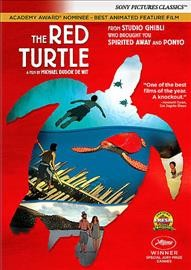 The red turtle /  a Sony Pictures Classics Release ; in association with Why Not Productions, Wild Bunch, Studio Ghibli, CN4 Productions, Arte France Cinema, Belevision ; produced by Michael Dudok de Wit ; screenplay by Michael Dudok de Wit, Pascale Ferran ; directed by Michael Dudok de Witt. - a Sony Pictures Classics Release ; in association with Why Not Productions, Wild Bunch, Studio Ghibli, CN4 Productions, Arte France Cinema, Belevision ; produced by Michael Dudok de Wit ; screenplay by Michael Dudok de Wit, Pascale Ferran ; directed by Michael Dudok de Witt.