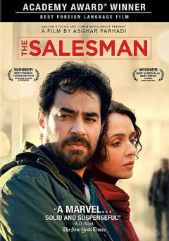 The salesman /  director, Farhadi Asghar. - director, Farhadi Asghar.
