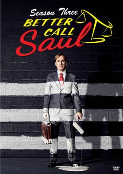 Better call Saul.  produced by Bob Odenkirk ; writer/director, Vince Gilliagan [and others]. - produced by Bob Odenkirk ; writer/director, Vince Gilliagan [and others].