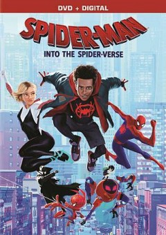 Spider-man : into the spider-verse / director, Bob Persichetti. - director, Bob Persichetti.