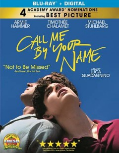 Call me by your name /  Sony Pictures Classics presents ; A Frenesy Film la Cinéfacture ; produced by Peter Spears [and six others] ; screenplay by James Ivory ; directed by Luca Guadagnino. - Sony Pictures Classics presents ; A Frenesy Film la Cinéfacture ; produced by Peter Spears [and six others] ; screenplay by James Ivory ; directed by Luca Guadagnino.