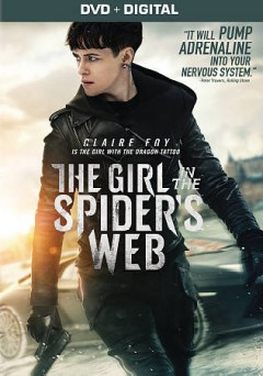 The girl in the spider's web.