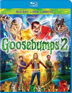 Goosebumps 2 /  Columbia Pictures and Sony Pictures Animation present an Original Film, Scholastic Entertainment Inc., Silvertongue Films Inc. production ; based on the Goosebumps books written by R.L. Stine ; story by Rob Lieber and Darren Lemke ; screenplay by Rob Lieber ; produced by Deborah Forte, Neal H. Moritz ; directed by Ari Sandel. - Columbia Pictures and Sony Pictures Animation present an Original Film, Scholastic Entertainment Inc., Silvertongue Films Inc. production ; based on the Goosebumps books written by R.L. Stine ; story by Rob Lieber and Darren Lemke ; screenplay by Rob Lieber ; produced by Deborah Forte, Neal H. Moritz ; directed by Ari Sandel.