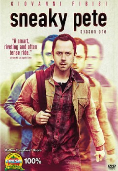 Sneaky Pete.  created by David Shore & Bryan Cranston ; Nemo Films ; Moonshot Entertainment ; Exhibit A ; Amazon Studios ; Sony Pictures Television.