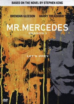 Mr. Mercedes.  creator, David E. Kelley. - creator, David E. Kelley.