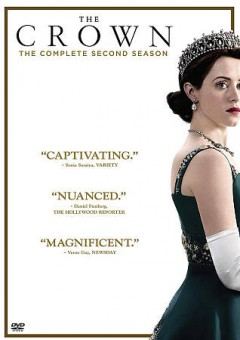 The crown : the complete second season [4-disc set] / created by Peter Morgan. - created by Peter Morgan.