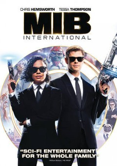Men in black international /  Columbia Pictures presents in association with Tencent Pictures ; an Amblin Entertainment production in association with Parkes+MacDonald Image Nation ; produced by Walter E. Parkes and Laurie MacDonald ; written by Art Marcum & Matt Holloway ; directed by F. Gary Gray.