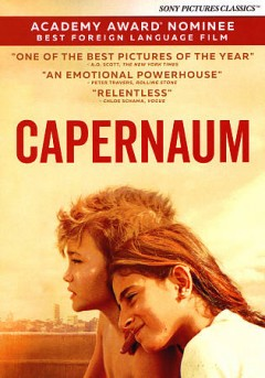 Capernaum /  Mooz Films presents ; in association with Cedrus Invest Bank, Doha Film Institute, KNM Films, Boo Pictures, Synchronicity Production, The Bridge Production, Louverture Films, Open City Films, Les Films des Tournelles ; screenplay, Nadine Labaki, Jihad Hojeily, Michelle Keserwany ; in collaboration with Georges Khabbaz, Khlaed Mouzanar ; producer, Michel Merkt ; produced by Khaled Mouzanar ; directed by Nadine Labaki.