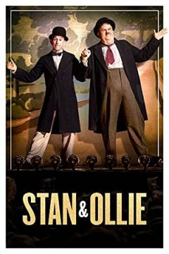 Stan & Ollie /  A Sony Pictures Classics release, Entertainment One and BBC Films present ; produced by Faye Ward ; written by Jeff Pope ; directed by Jon S. Baird. - A Sony Pictures Classics release, Entertainment One and BBC Films present ; produced by Faye Ward ; written by Jeff Pope ; directed by Jon S. Baird.