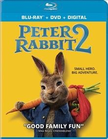 Peter Rabbit 2 : the runaway / Columbia Pictures presents in association with 2.0 Entertainment and MRC ; an Animal Logic Entertainment/Olive Bridge Entertainment production ; a Will Gluck film ; written by Will Gluck & Patrick Burleigh ; produced by Will Gluck, Zareh Nalbandian, Catherine Bishop, Jodi Hildebrand ; directed by Will Gluck. - Columbia Pictures presents in association with 2.0 Entertainment and MRC ; an Animal Logic Entertainment/Olive Bridge Entertainment production ; a Will Gluck film ; written by Will Gluck & Patrick Burleigh ; produced by Will Gluck, Zareh Nalbandian, Catherine Bishop, Jodi Hildebrand ; directed by Will Gluck.
