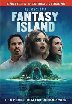 Blumhouse's Fantasy Island /  Columbia Pictures and Blumhouse present ; a Tower of Babble production ; a Jeff Wadlow film ; written by Jeff Wadlow & Chris Roach & Jillian Jacobs ; produced by Jason Blum, Marc Toberoff, Jeff Wadlow ; directed by Jeff Wadlow.
