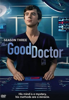 The good doctor : season three [5-disc set].