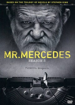 Mr. Mercedes : season 3 [3-disc set] / developed by David E. Kelley. - developed by David E. Kelley.