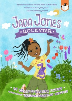 Rock star /  by Kelly Starling Lyons ; illustrated by Vanessa Brantley-Newton. - by Kelly Starling Lyons ; illustrated by Vanessa Brantley-Newton.
