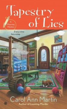 Tapestry of lies /  Carol Ann Martin.