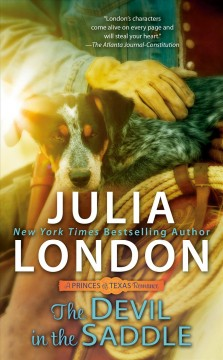 The devil in the saddle /  Julia London.