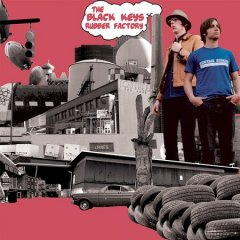 Rubber factory /  the Black Keys.