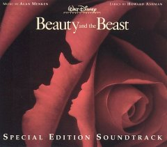 Beauty and the beast : original motion picture soundtrack / music by Alan Menken ; lyrics by Howard Ashman.