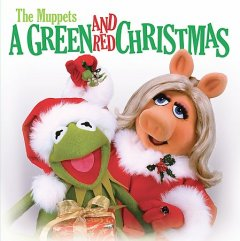 A green and red Christmas /  The Muppets.