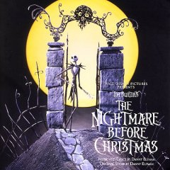 The nightmare before Christmas : original motion picture soundtrack / music and lyrics by Danny Elfman.