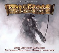 Pirates of the Caribbean : at world's end [soundtrack] / [music composed by Hans Zimmer].