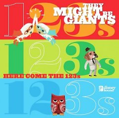 Here come the 123s! /  They Might Be Giants.