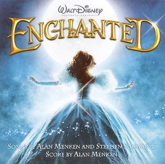 Enchanted : [an original Walt Disney Records soundtrack] / songs by Alan Menken and Stephen Schwartz ; score by Alan Menken.