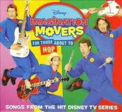 For those about to hop : songs from the hit Disney TV series / Imagination Movers.