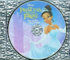 The princess & the frog : Tiana and her princess friends.