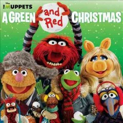A green and red Christmas /  Muppets.
