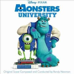 Monsters University : original score / composed by Randy Newman.
