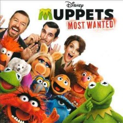 Muppets most wanted : soundtrack.