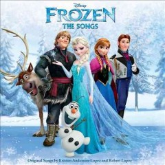 Frozen : the songs