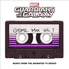 Guardians of the galaxy : Cosmic mix,